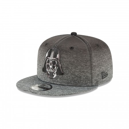 Star Wars Darth Vader Helmet Grey New Era 9Fifty Adjustable Hat