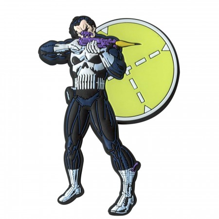Punisher Character Magnet