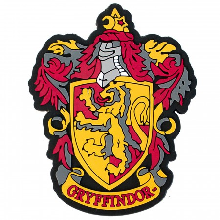 Harry Potter Magnet: Gryffindor