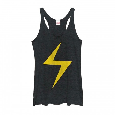 Captain Marvel Ms Marvel Women's Tank Top