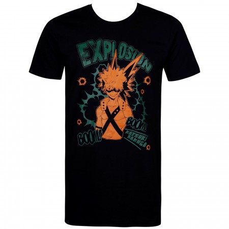 My Hero Academia Bakugo Men's T-Shirt