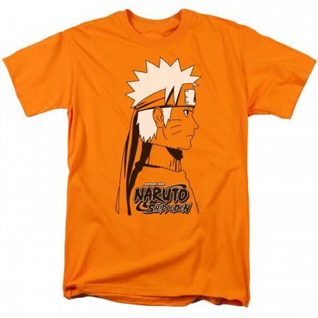 Naruto Shippuden Orange Men's T-Shirt