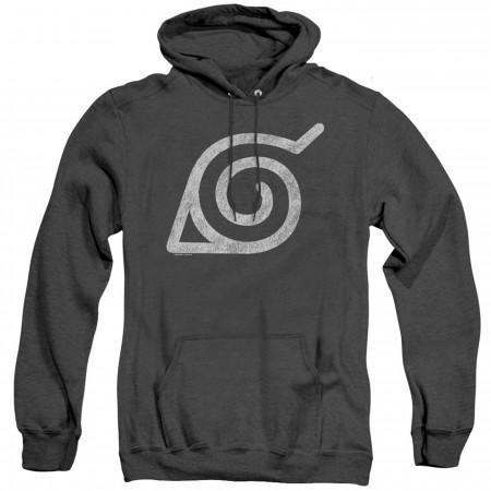 Naruto Leaves Symbol Hoodie