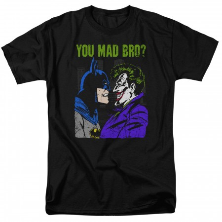 Mad Bro Batman Men's T-Shirt