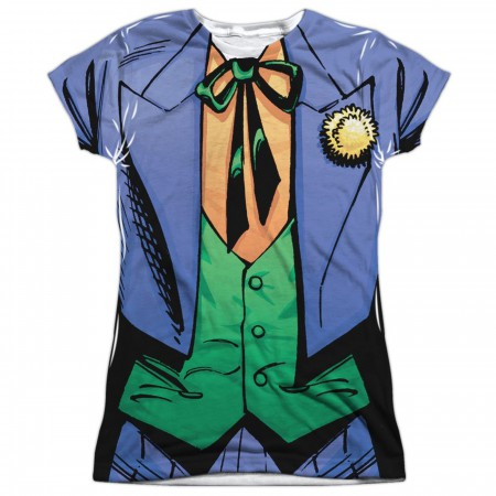 Joker Uniform Sublimated Costume Women's T-Shirt
