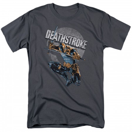 Deathstroke Retro Men's T-Shirt