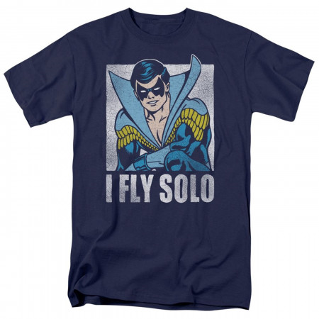 Nightwing Fly Solo Men's T-Shirt