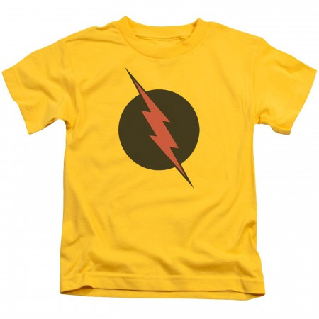 Reverse Flash Symbol Kids T-Shirt