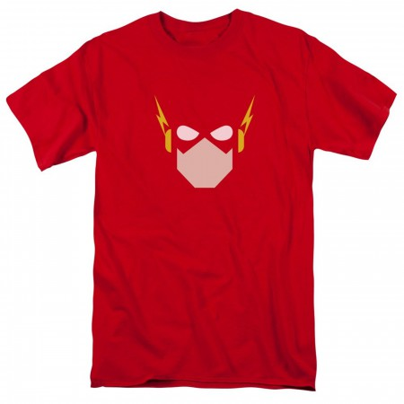 Flash Minimalistic Head Men's T-Shirt
