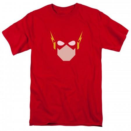 Flash Minimalistic Head Men's T-Shirt
