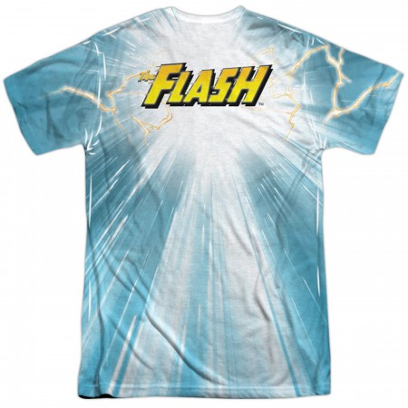 Flashpoint Ripping and Tearing Flash Men's Sublimated Men's T-Shirt