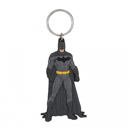 Batman Soft Touch Keychain