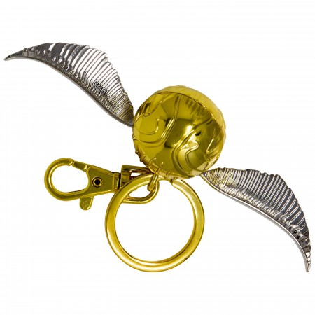 Harry Potter Snitch Keychain