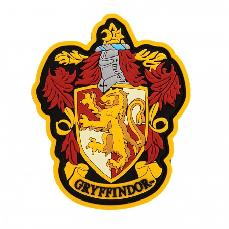 Harry Potter Gryffindor Crest Soft Touch Magnet