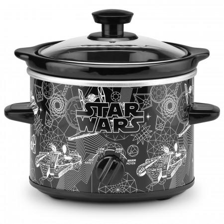 Star Wars 2-Quart Slow Cooker