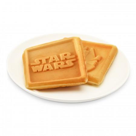 Star Wars Four Waffle Maker