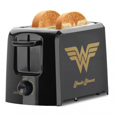 Wonder Woman 2-Slice Toaster
