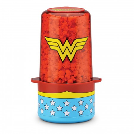 Wonder Woman Stir Popcorn Popper