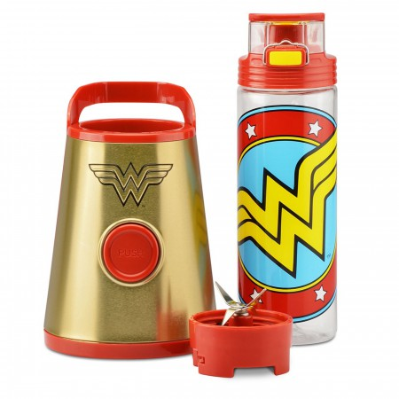 Wonder Woman Mini To-Go Blender