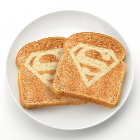Superman 2-Slice Toaster