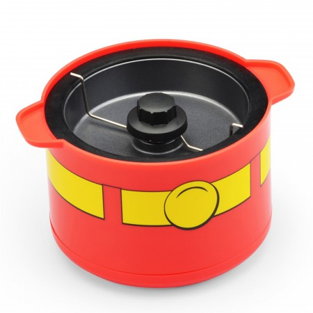 Superman Stir Popcorn Popper