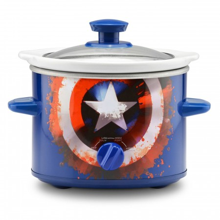 Captain America 2-Quart Slow Cooker