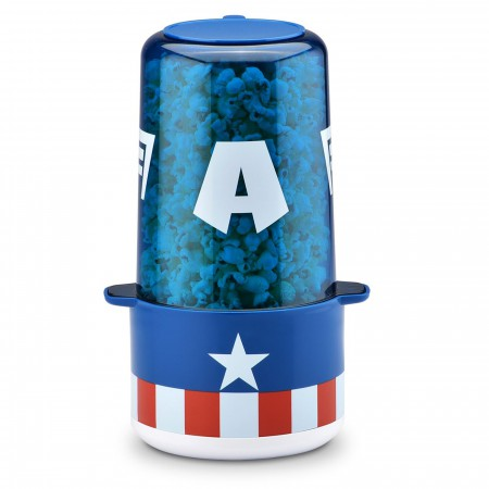 Captain America Stir Popcorn Popper