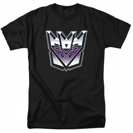 Transformers Decepticon Logo Men's T-Shirt
