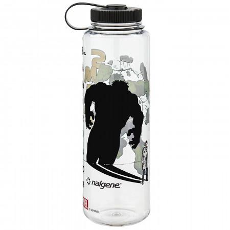The Incredible Hulk Nalgene Tritan 48oz Water Bottle