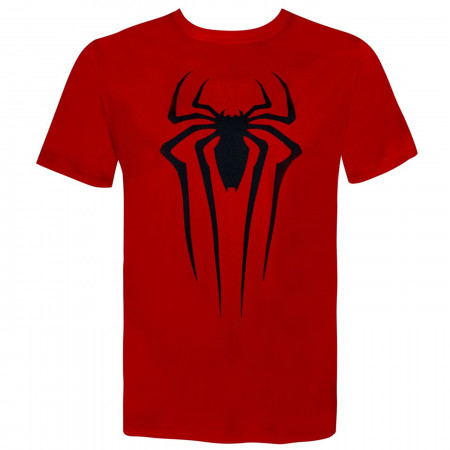 Spider-Man Symbol Dry Fit Men's T-Shirt