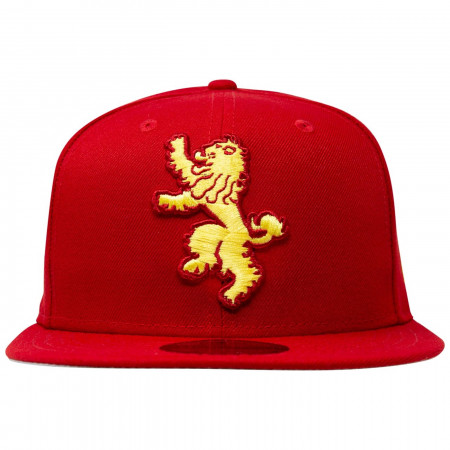 Game of Thrones House Lannister 9Fifty Adjustable New Era Hat