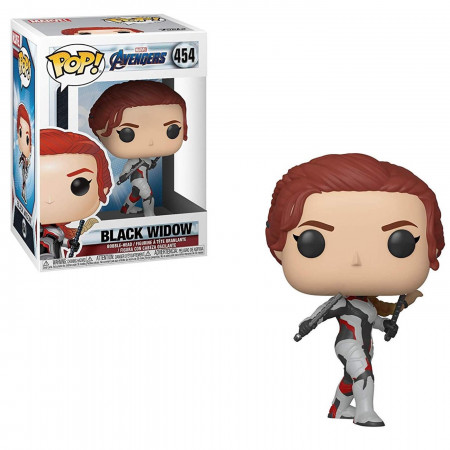 Funko POP Marvel Avengers Endgame: Black Widow