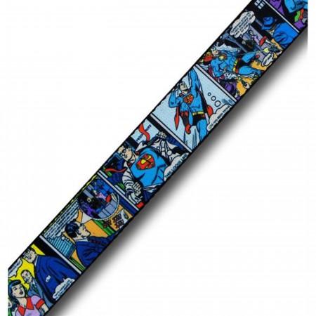 Superman Comic Image Belt