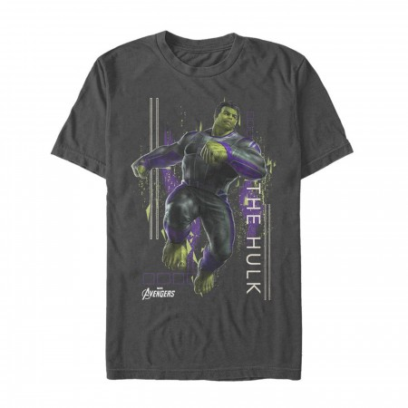Avenger Endgame Hulk in Motion Men's T-Shirt