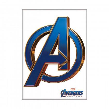 Avengers Endgame Symbol Magnet