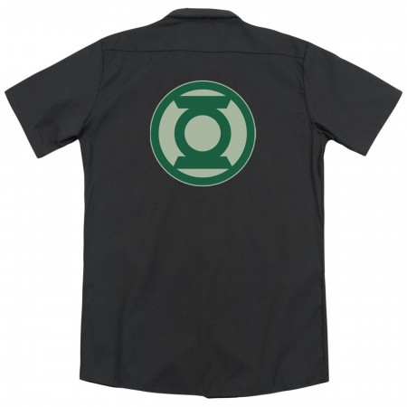 Green Lantern Symbol Work Shirt