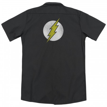 Flash Symbol Work Shirt