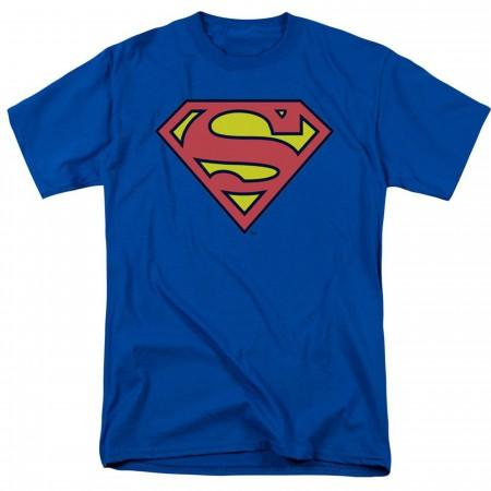 Superman Reversible Mask Men's T-Shirt