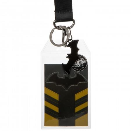 Batman Suit-Up Lanyard