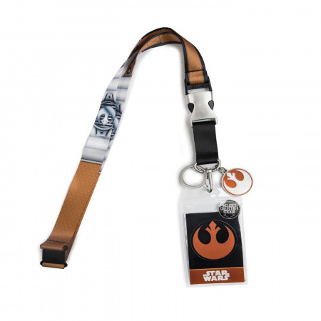 Heroes & Villains Star Wars Rebel Pilot Lanyard