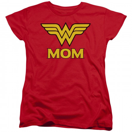Wonder Mom Mother's Day Wonder Woman Women's T-Shirt