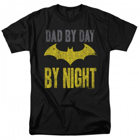 Dad By Day Batman Men's T-Shirt
