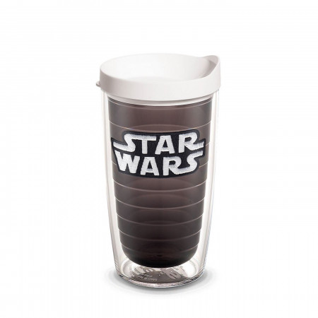 Star Wars Logo Emblem Tumbler With Travel Lid 16 oz Tervis®