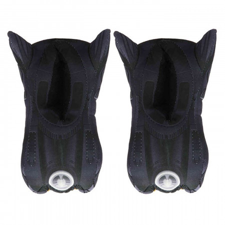 Batman Batmobile Youth Black Slippers