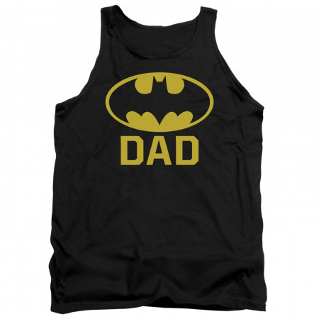 Bat Dad Batman Tank Top