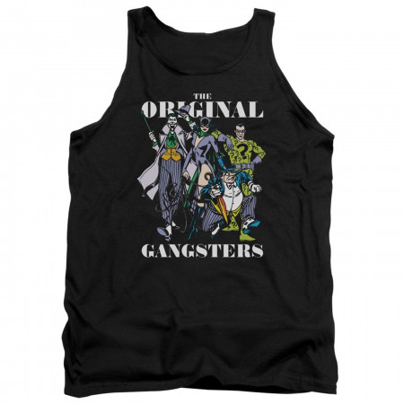 Original Gansters Batman's Villains Tank Top