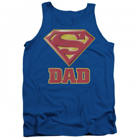 Superman Super Dad Tank Top