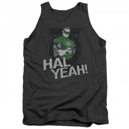 Green Lantern Hal Yeah! Tank Top