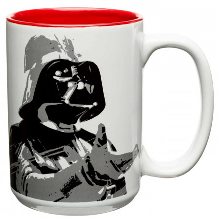 Darth Vader Classic Star Wars Large 15oz Coffee Mug