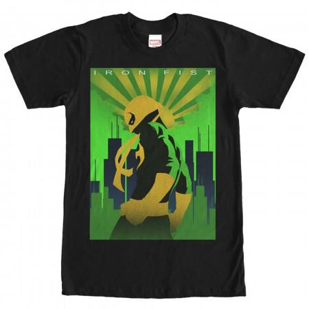 Iron Fist Skyline Men's T-Shirt